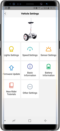 Ninebot by Segway Mobile App