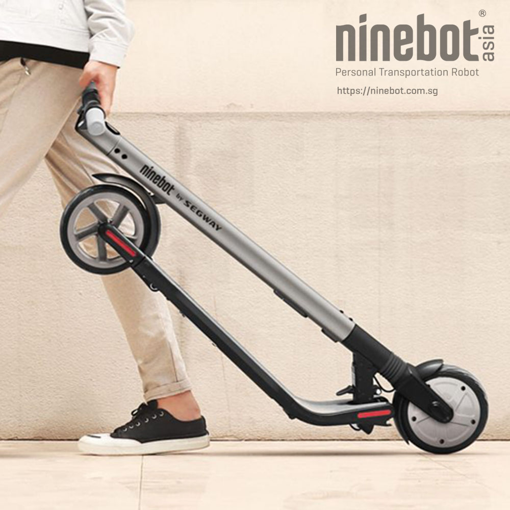 ninebot kickscooter es2. Black Bedroom Furniture Sets. Home Design Ideas
