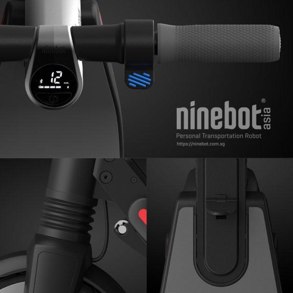 Ninebot e scooter USP1