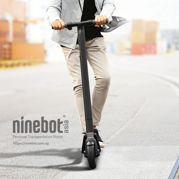 Ninebot ES2 Front Rider