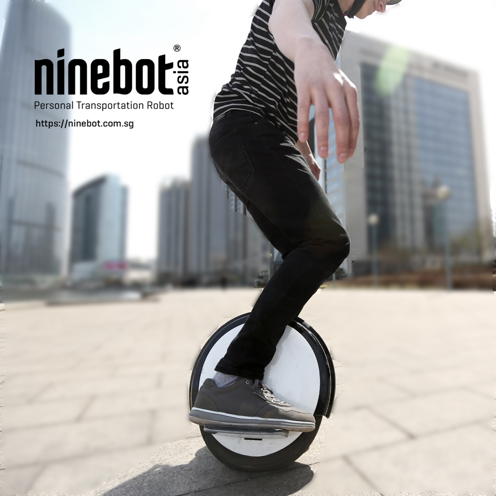 Security System Reviews >> ninebot one s2