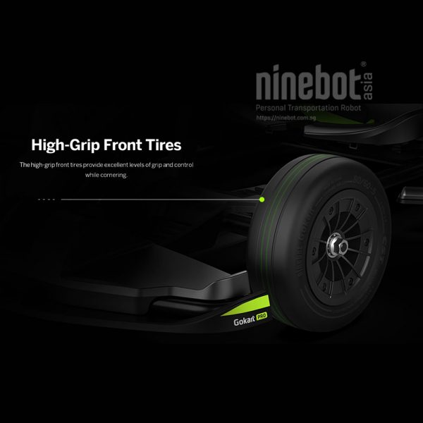 High traction front tires