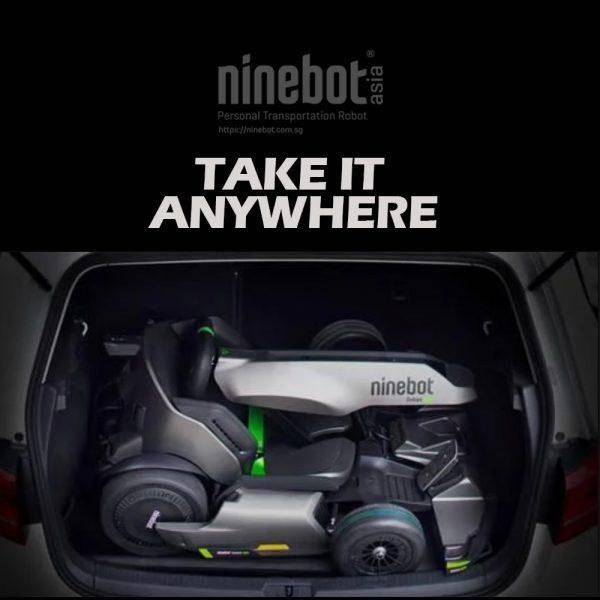 Portable Go-Kart