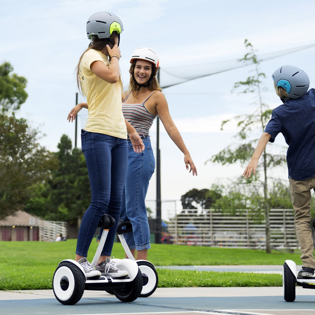Hoverboard miniLITE at Forester city